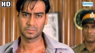 Evil Wins Over Good - Ajay Devgan - Akshaye Khanna - Deewangee - Most Viewed Scenes