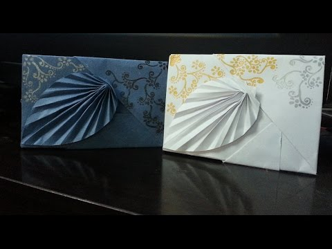 How to Make Origami Envelope