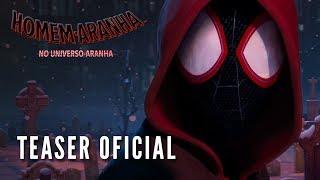 homem aranha No Universo Aranha Trailer Oficial sony Pictures Portugal
