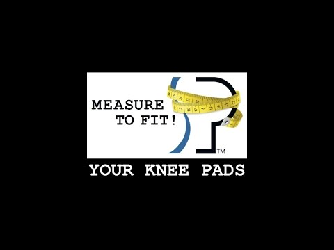 How to Measure My Size for Knee Pads or Guards