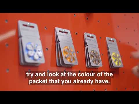 EarDeals: Hearing aid batteries P312, P13 P10, P675