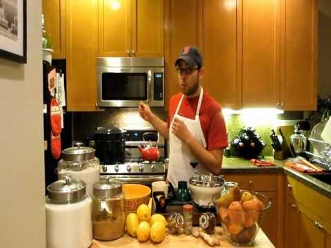 How to Make Pear Butter - Courtesy of The REAL Housewife of Snohomish County