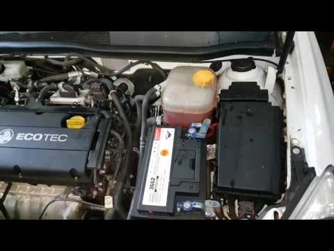 Refilling Coolant Opel Astra Holden AH Astra coolant boiling overheating coolant high speed fans