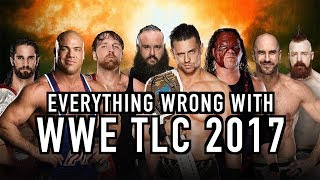 Episode #278: Everything Wrong With WWE TLC 2017