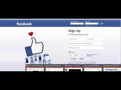 How To Fake A FaceBook Login To Make Sure Your Aware On How Easy It Realy Is