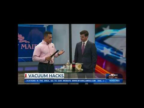 Molly Maid Shares Vacuum Hacks on KTVE