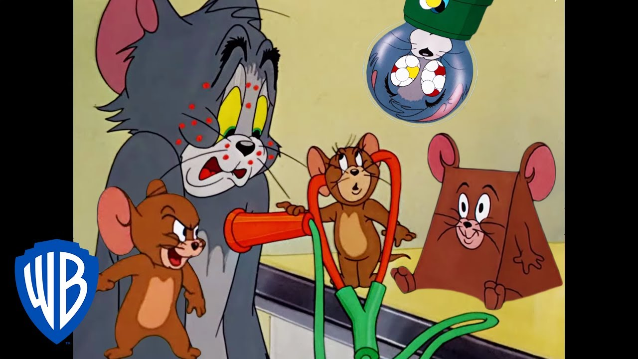 Tom & Jerry | Jerry's Best Tricks | Classic Cartoon Compilation | WB Kids