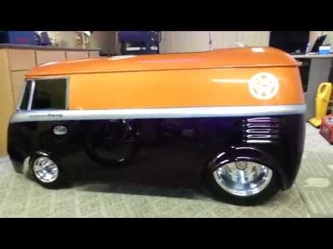 1950's Era VW Bus Go-Kart
