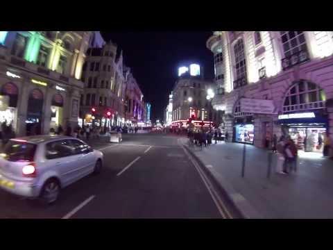 Sunday Night London On Bike