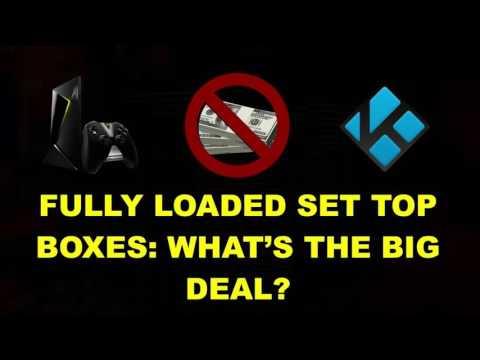 KODI BOX SELLERS: WHAT'S THE BIG DEAL?