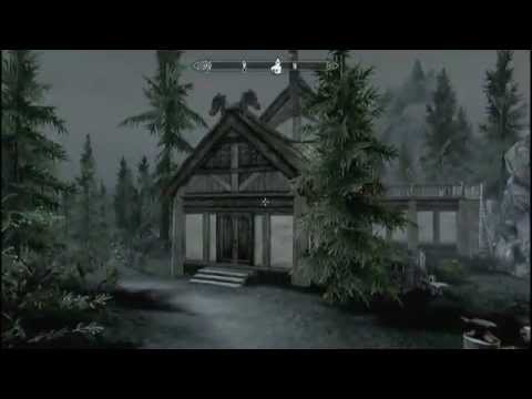 Elder Scrolls Skyrim: Heartfire How to create your very own castle and monsters