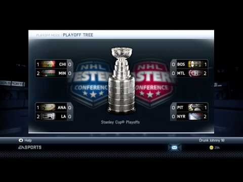 NHL 14: Round 2 Predictions