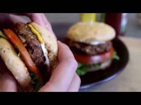 Easy Vegan Burger Recipe | Mary's Test Kitchen
