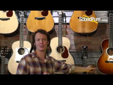Acoustic Guitar Shapes and Sizes: Parlor, C10, 00, OM, Dreadnought, and More!