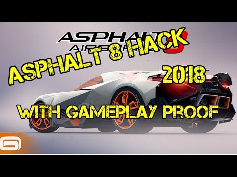 Asphalt 8 Hack 2018 - How To Get Free Unlimited Credits & Money [Android/iOS]