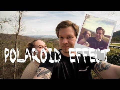 Vintage Polaroid Effect Photoshop Tutorial