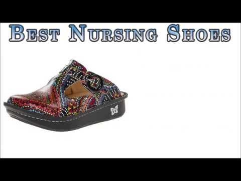 Best nursing shoes