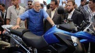 लो बन गई बिना पैट्रॉल के चलने वाली मोदी बाइक / MODI MOTOR CYCLE