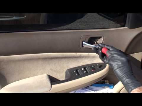 Honda Accord window motor replacement part 1