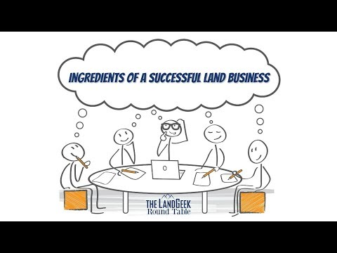 ROUND TABLE—Ingredients Of A Successful Land Business