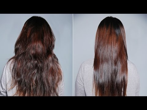 Everything You Need To Know About Keratin Hair Treatments | Hair Care