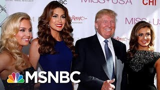 "President Donald Trump Accuser Samantha Holvey: ""What Has [Trump] Ever Done For Women?"" 
