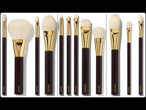 TOM FORD MAKEUP BRUSH HAUL REVIEW