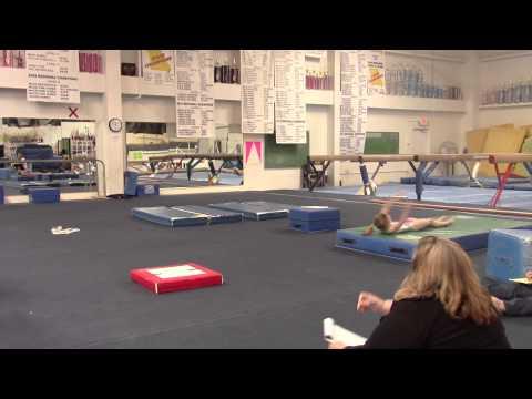 Leg Conditioning for Gymnastics