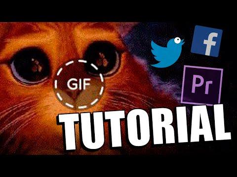 TUTORIAL - GIF FACEBOOK Y TWITTER (CON ADOBE PREMIERE CC)