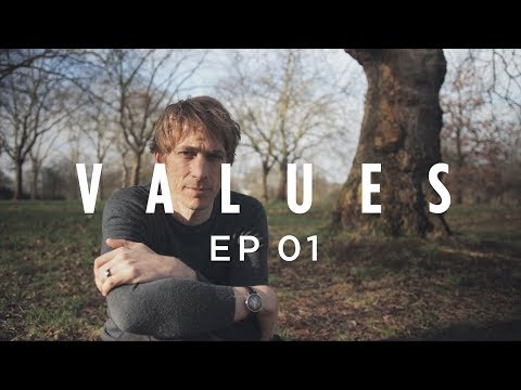 Empowering Individuals with Sean Tucker | SQUARESPACE VALUES (Ep. 1)