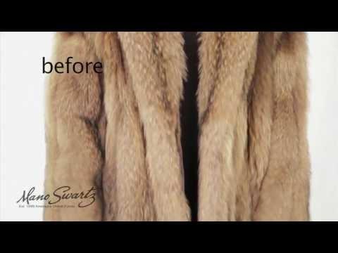 Remake Your Fur Coat | Fur Restoration & Repair | Mano Swartz Baltimore MD