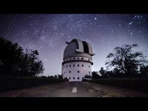 Astrophotography from Vainu Bappu Observatory