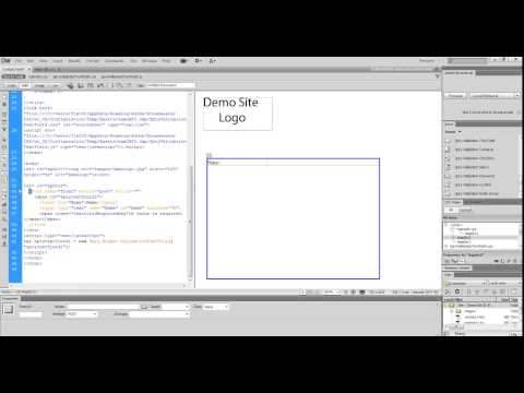 Adobe Dreamweaver - Building a Simple Contact Form