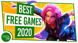 Best FREE Games in 2020 on Xbox One