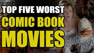 Download [Top 5 Tuesday] Worst Comic Book Movies Video