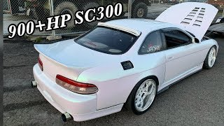 POV: what it's like to drive a 900+hp 2jz sc300