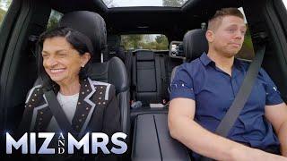 Miz goes shopping for a pregnancy test with Marjo: Miz & Mrs., April 19, 2021