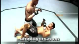 Ufc 2009 Undisputed: Clinch Takedowns[wrestlers]