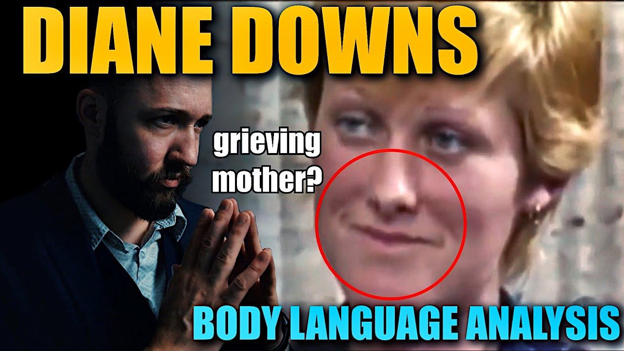 Diane Downs' Desynchronized Body Language is UNSETTLING | Nonverbal Analyst Reacts