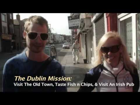 Dublin, Ireland As We Travel Europe