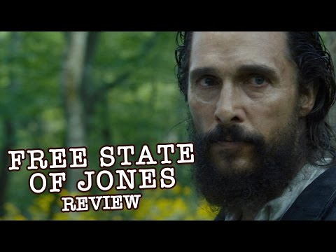 Matthew McConaughey in 'Free State of Jones' - Film Review