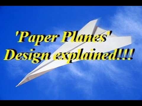 Paper Plane Explained !!!