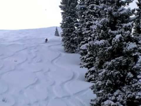 2012-12-15 BC skiing Powder Park