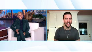Ellen Chats with Country Star T.J. Osborne About Coming Out