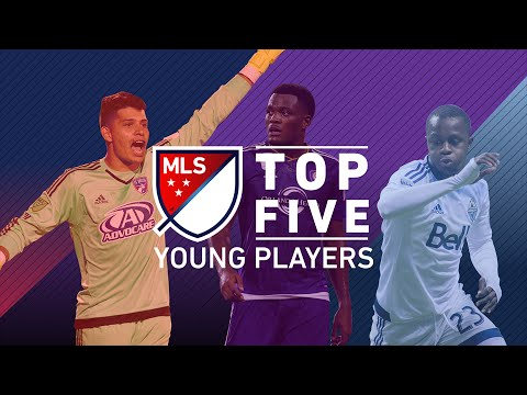 Top 5 Young Players in MLS