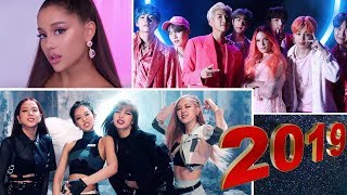 Youtube, Most viewed music videos published in 2019 #17