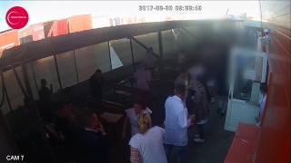 BMW ubio Nislijku u Rumuniji