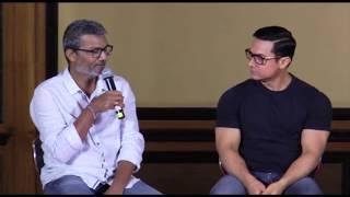 Dangal Promotion - Aamir Khan | Fatima Sana Shaikh | Sakshi Tanwar | Sanya Malhotra