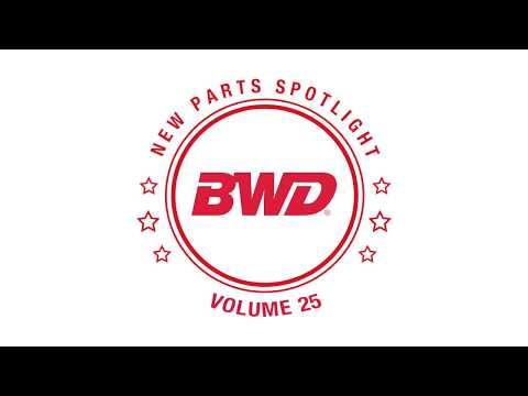 New Parts Spotlight Volume 25