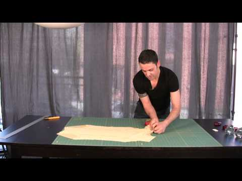How to Make a Ballroom Competition Dress DVD 3 Making a Leotard